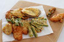 Le frittelle di verdure. Un piatto prelibato per i più piccoli e non solo.