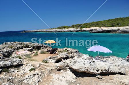 La costa salentina, un paradiso mediterraneo