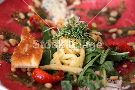 La carpacciata, ricetta completa di un delizioso piatto estivo